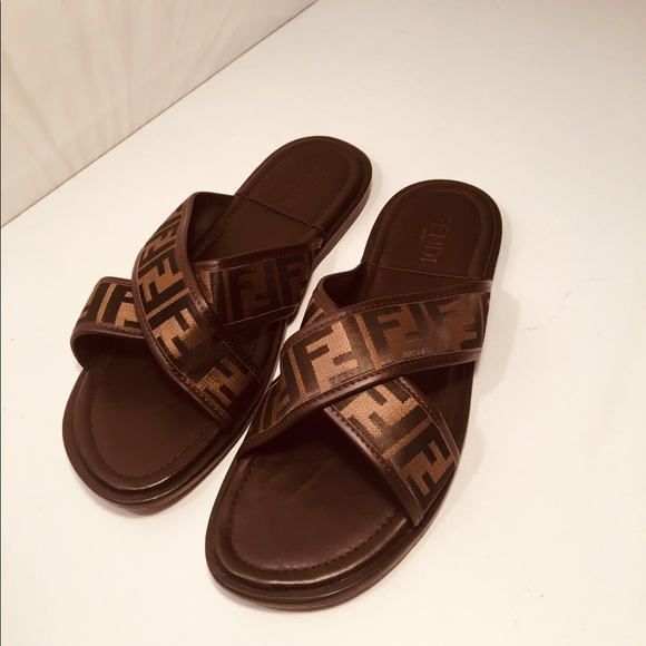 728533e8e69e Fendi Other - FENDI Men s Sandals Slippers Shoes